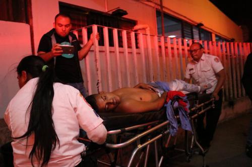 Los afectados asistieron a un velorio. (Foto: Bomberos Voluntarios)