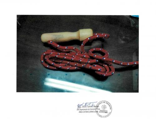 Cada cuerda para saltar tuvo un costo de 14.90 quetzales. (Foto: captura de pantalla)