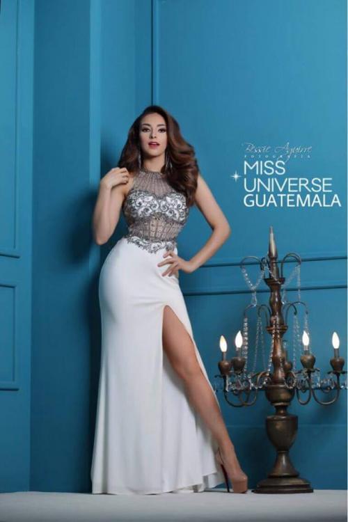 Thalía recibió el título de Miss Grand Guatemala y ahora decidió entregar su corona. (Foto: oficial)