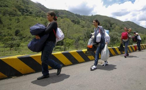 Exvicepresidente guatemalteco Stein nuevo delegado de ACNUR y OIM en Venezuela