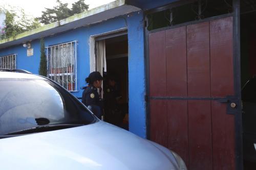 La PNC encontró indicios de los crímenes en la casa del sospechoso. (Foto: PNC)