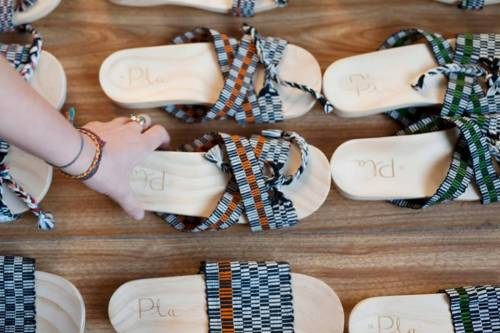 Cada Pieza de Pla está hecha a mano. (Foto: PLa Shoes)