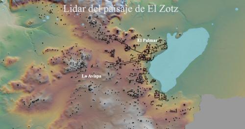 El experto detalla que la organización de las ciudades como El Zotz tenían un objetivo específico, por lo que se desecha la idea de las áreas rurales y urbanas. (Foto: Pacunam)