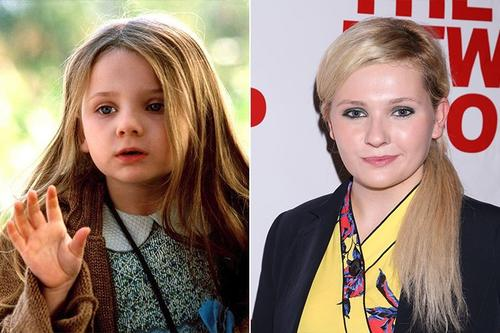 Abigail Breslin – Little Miss. Sunshine. (Fotos: Instagram)