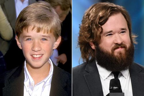 Haley Joel Osment - El Sexto Sentido (Fotos:Instagram)