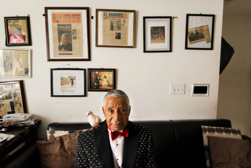 Jaime Permuth ingresó a la vivienda del famoso mago. (Foto: Jaime Permuth/The New York Times)