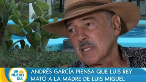 Andrés García: