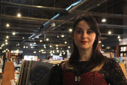 Regina Bonifase interpreta a La Tatuana en este proyecto cinematográfico. (Foto: Fredy Hernández/Soy502)
