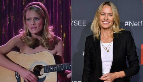 Robin Wright interpretó a Jenny Current (Foto: El Comercio)