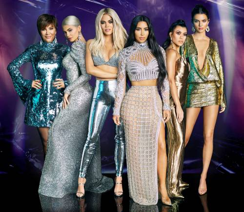 """Keeping Up with the Kardashians"" es un reality show para televisión que se estrenó en el canal E! el 14 de octubre de 2007. (Foto: Us Weekly)."