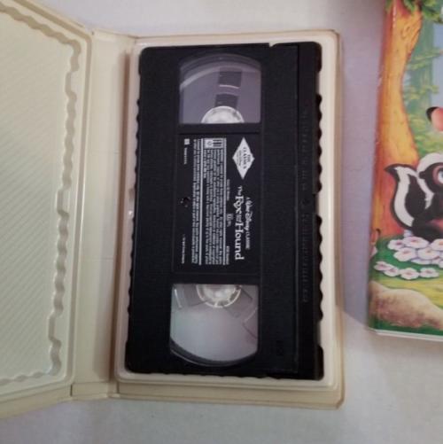 Las películas VHS de Disney valen miles de dólares