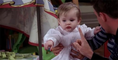 ¿Qué ha pasado con la niña que interpretó a Emma en Friends?