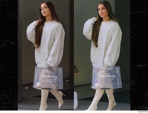 Paparazzi demanda a Ariana Grande por usar sus fotos