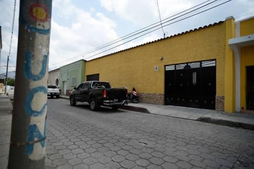 Esta es la avenida en la que debería estar el negocio, pero no fue encontrado. (Foto: Wilder López/Soy502)