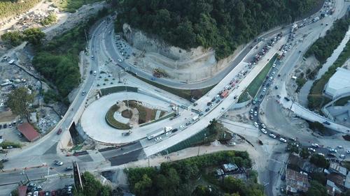 Cerca de Q30 millones se invirtieron en la construcción de esta obra. (Foto: Municipalidad de Guatemala)