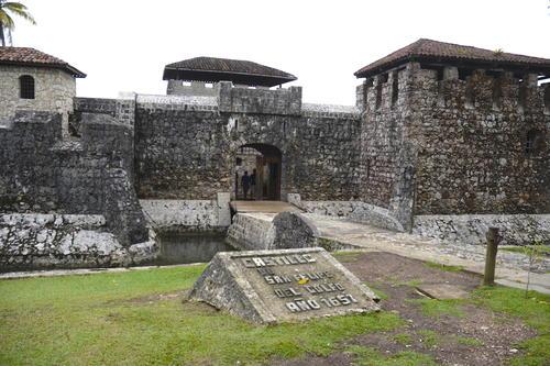 Visitar el Castillo de San Felipe es como visitar el Arco de Santa Catarina en Antigua Guatemala, obligatorio. (Foto: Fredy Hernández/Soy502)