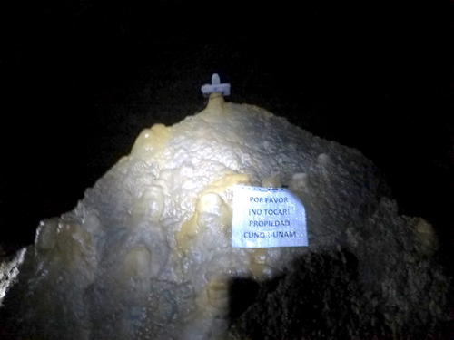 La UNAM y USAC realizan una investigación dentro de estas grutas. (Foto: Fredy Hernández/Soy502)