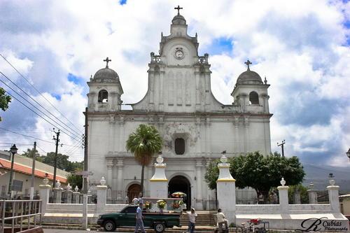 La imagen fue sustraída de la Iglesia de los Dolores ubicada en Sonsare, El Salvador. (Foto: Skyscrapercity)