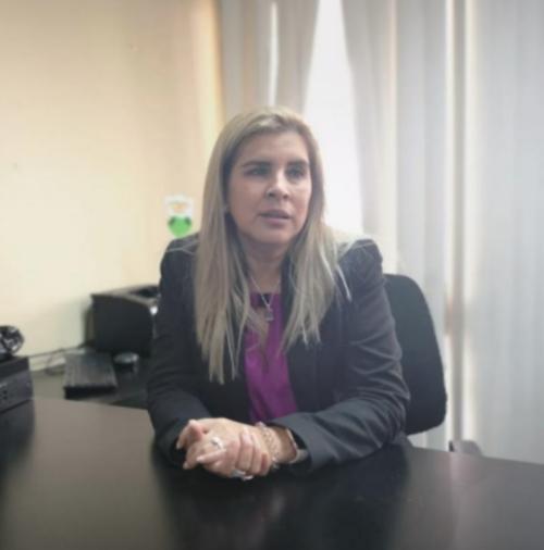 La jueza de Mayor Riesgo E integró el titular que condenó a la exvicepresidenta Roxana Baldetti a 15 años de prisión. (Foto: archivo/Soy502)