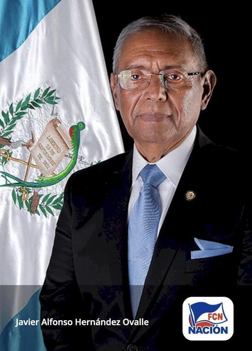 Javier Hernández Ovalle falleció durante la noche de este jueves 30 de enero de 2020. (Foto: Congreso)