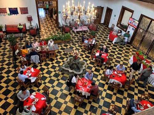 (Foto: Facebook Hotel Pan American)