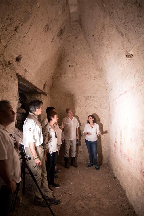 El proyecto La Blanca está patrocinado por universidades españolas. (Foto: Proyecto La Blanca)