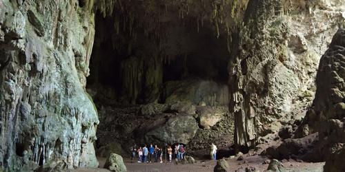 Algunos aventureros realizan visita hacia este importante complejo para los mayas. (Foto: DCA)