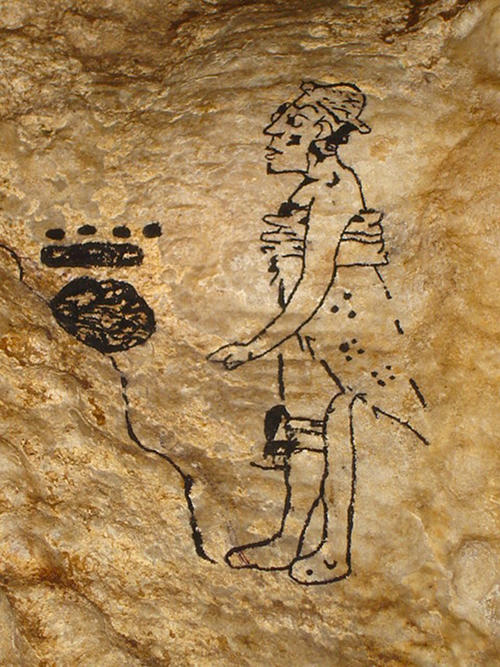 Estos vestigios revelan nuevos datos de los mayas que utilizaron estas cuevas como un lugar sagrado.