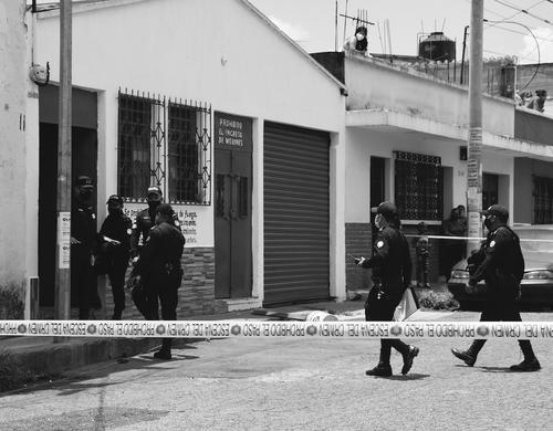 El hombre le disparó a la dueña del local el 30 de agosto pasado. La mujer murió en el lugar y dos meses después, las autoridades arrestaron al presunto responsable. (Foto: Nuestro Diario)