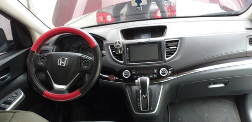 Vista del interior del carro modelo 2015. (Foto: MP)