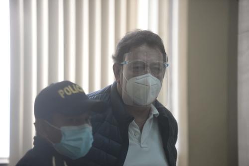 El ciudadano colombiano William Darío Molina Ruiz. (Foto: Wilder López/Soy502)