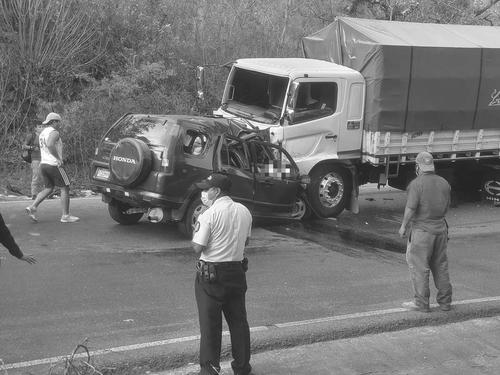 aparatoso accidente, san josé acatempa, fallecidos