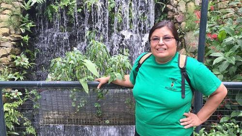 La científica ha dedicado gran parte de su vida a buscar soluciones para contener la enfermedad de Chagas. (Foto: BBC/Carlota Monroy)