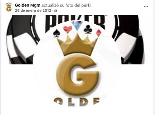 En Facebook quedó el perfil del casino.