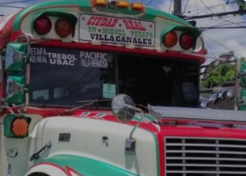 El ataque armado ocurrió dentro de un bu rumbo a San Miguel Petapa. (Foto: Redes sociales)