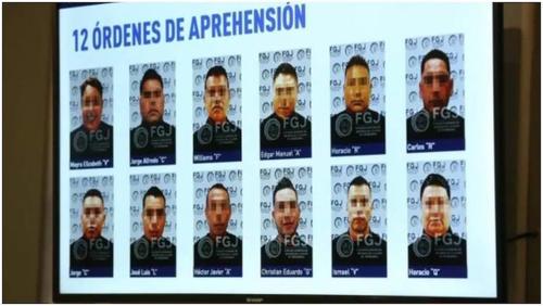 Las autoridades ordenaron la captura de los doce policías. (Foto: Noticieros Televisa)