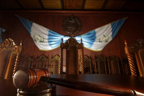 El 14 de abril deben asumir funciones los nuevos magistrados de la Corte de Constitucionalidad. (Foto: CC)