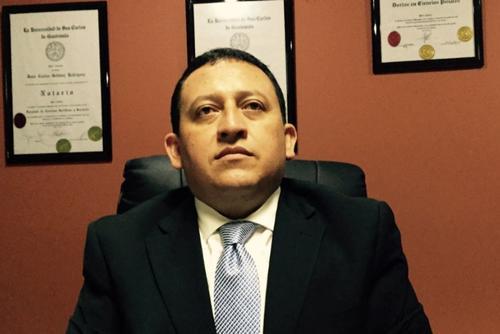 Juan Carlos Godínez. (Foto: Emisoras Unidas)