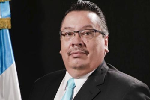 El diputado Luis Alfonso Rosales Marroquín es segundo vicepresidente del Congreso 2021-2022. (Foto: Congreso de la República)