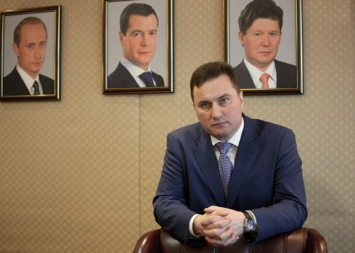 Parte de la junta directiva de Gazprombank, Yury Shamalov habría operado, según Reuters, para permitir que su hermano menor, Kirill, yerno de Putin, obtuviera créditos que le permitieron amasar una vasta fortuna. (Foto: celebfamily.com)
