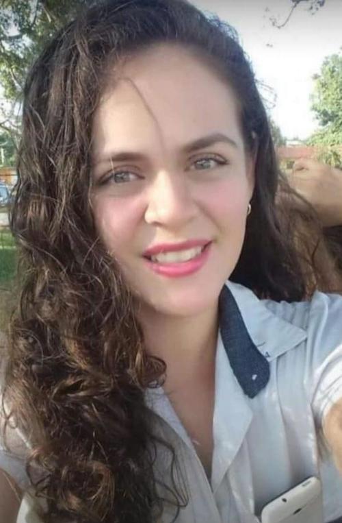 Jennifer Anel González perdió la vida en el accidente. (Foto: redes sociales)