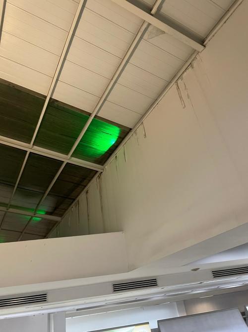 goteras, aeropuerto, aeropuerto internacional la aurora