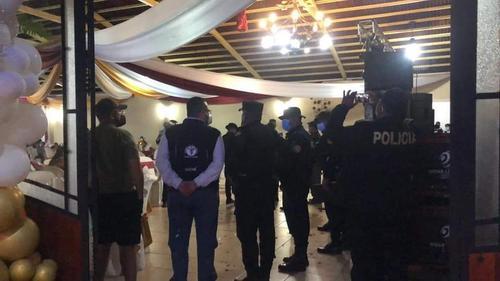 La fiesta se celebrara en un salón de eventos de la zona 4 de Santa Cruz del Quiché. (Foto: Facebook Noticias de Totonicapán)