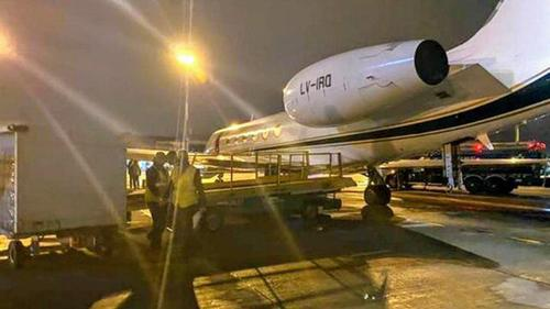 Los 32 respiradores continúan en la aduana. (Foto: Oficial)