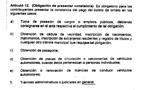 """La resolución de la CC deja fuera del ordenamiento jurídico solo el inciso """"F"""" tras declararlo inconstitucional. (Foto: Diario de Centro América)"""