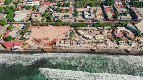 Surf City estará ubicado en el puerto de La Libertad. (Foto: Gobierno de El Salvador)