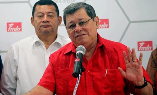José Luis Merino El Salvador