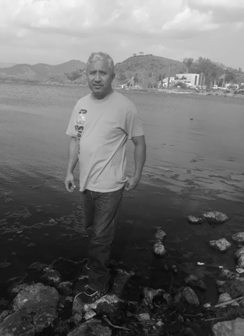 David Eliseo Fuentes Medina también fue localizado sin vida. (Foto: redes sociales)