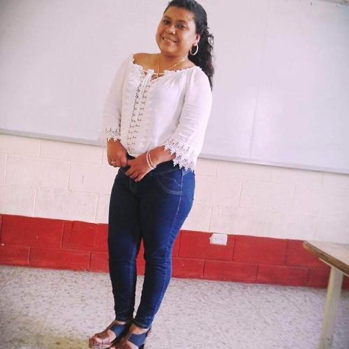 Harlyn maestra de Chiquimula