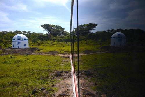 A partir del 3 de septiembre contará con telescopios digitalizados para captar el firmamento. (Foto: Wilder López/Soy502)